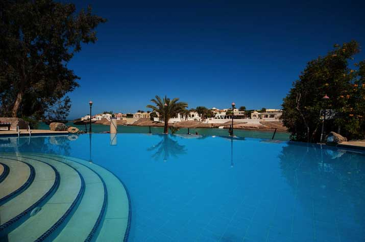 Cheap Holidays To Sultan Bey Hotel Hurghada Egypt Deals