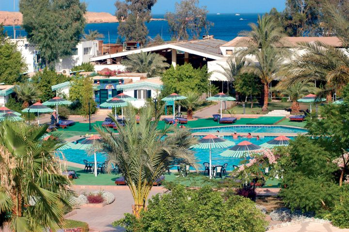 Ghazala Beach Hotel - overview