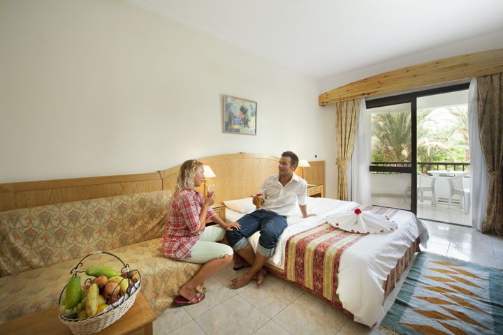Ghazala Beach Hotel - standard room, main building