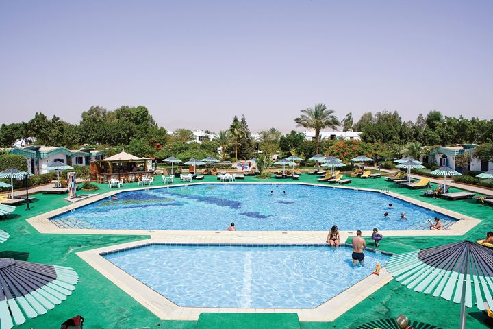 Ghazala Beach Hotel - swimming pool