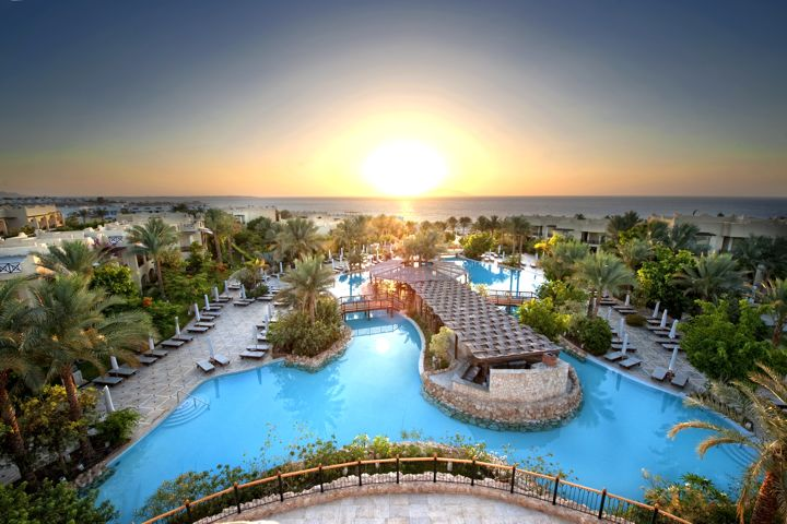 The Grand Hotel Sharm el Sheikh - overview