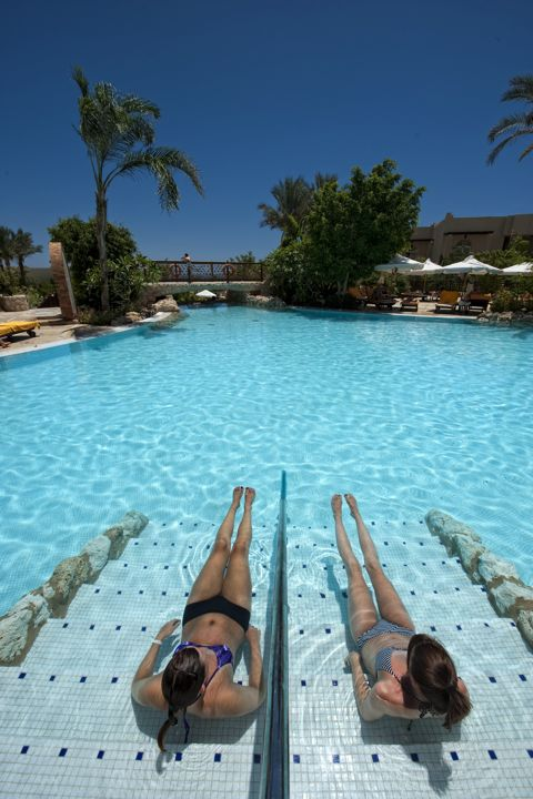 The Grand Hotel Sharm el Sheikh - swimming pool