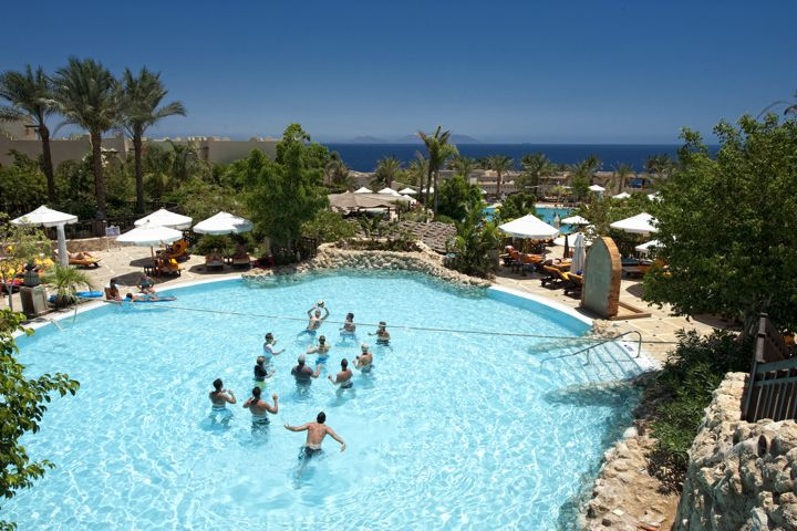 The Grand Hotel Sharm el Sheikh - water polo