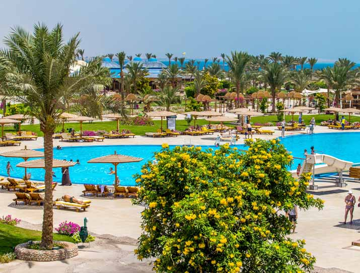 Cheap Holidays To Desert Rose Resort Hurghada Egypt Deals 2019 Red Sea Holidays