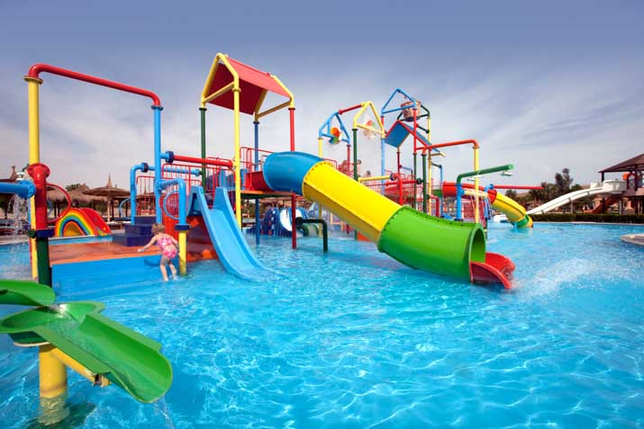 Cheap Holidays To Jungle Aqua Park Hotel Hurghada Egypt