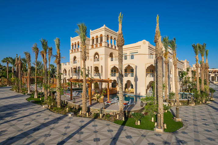 The Grand Palace, Hurghada, Egypt
