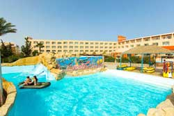 Titanic Beach Spa and Aqua Park, Hurghada, Egypt
