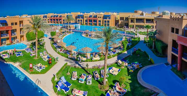 Cheap Holidays To Titanic Palace Hurghada Egypt Deals