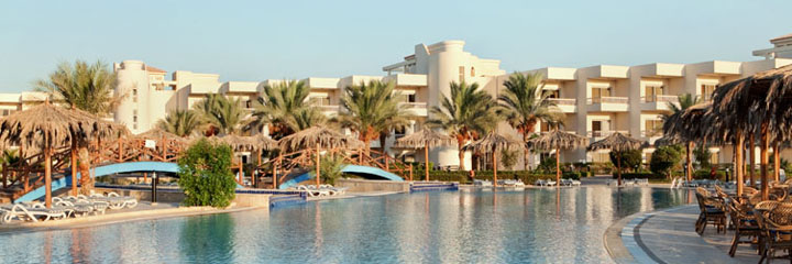 Hilton Long Beach Resort, Hurghada