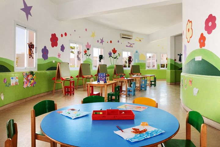 Hilton Long Beach Resort - hotel kids club