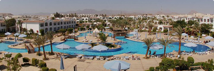 Cheap Holidays To Hilton Sharm Dreams Resort Sharm El Sheikh - Map of egypt holiday resorts