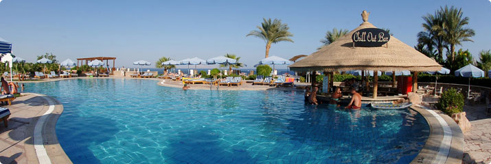 Cheap Holidays To Hilton Sharm Waterfalls Resort Sharm El Sheikh - Map of egypt holiday resorts