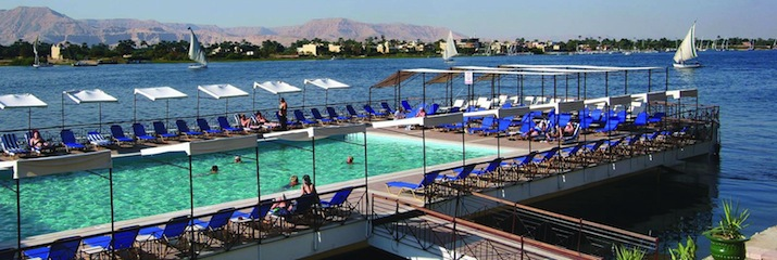 Iberotel Luxor Hotel - swimming pool