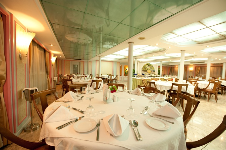 MS Grand Preziosa - restaurant
