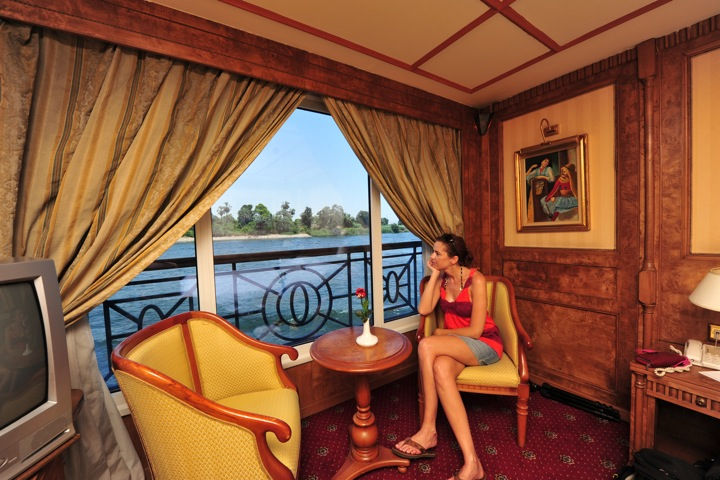 MS Grand Rose - cabin