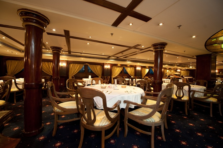 MS Grand Rose - dining room