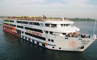 MS Suntimes, Nile cruise ship
