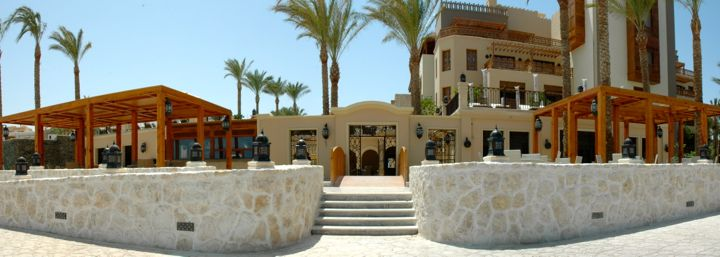 Makadi Spa Hotel, Makadi Bay, Egypt