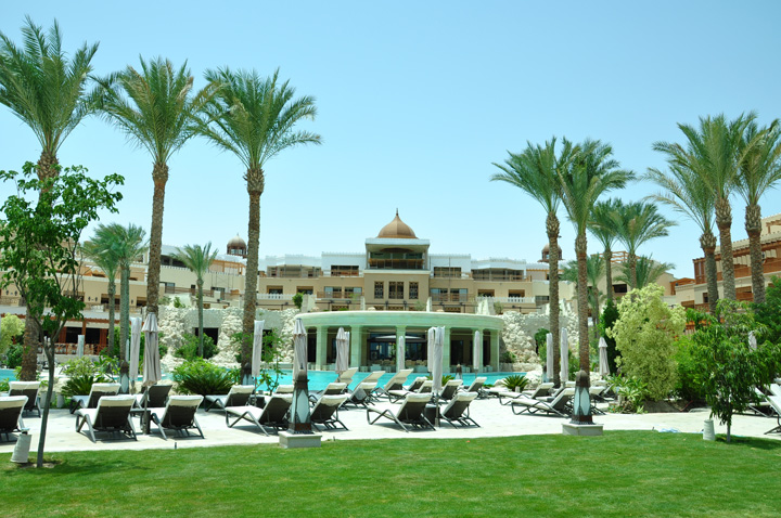 The Makadi Spa Hotel, Makadi Bay, Egypt