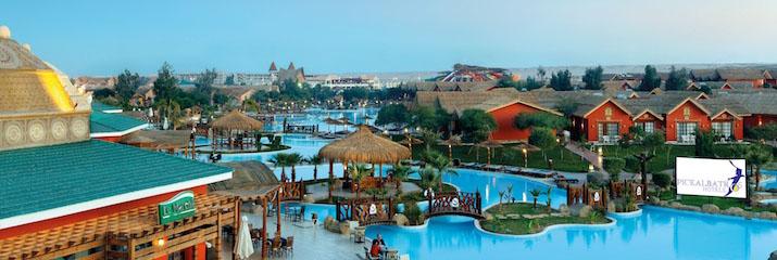 Hotel Jungle Aqua Park Resort Hurghada Homepage