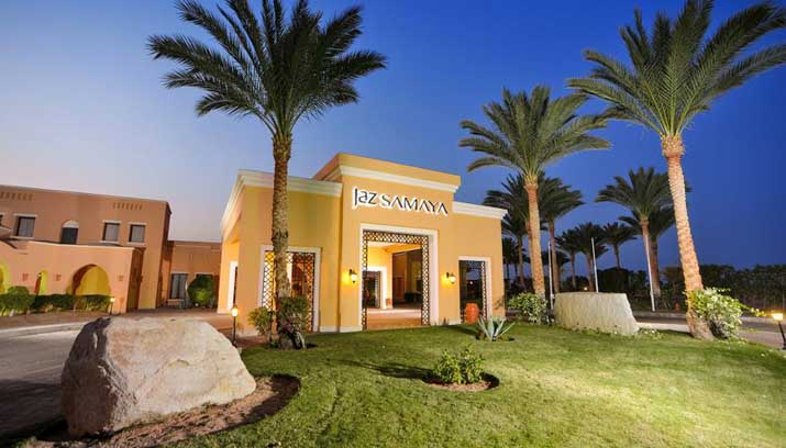 Cheap Holidays To Jaz Samaya Resort Marsa Alam Egypt Deals 2019 Red Sea Holidays