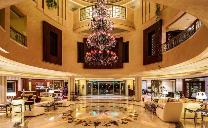 Premier romance boutique hotel spa sahl hasheesh egypt for Boutique spa hotels uk