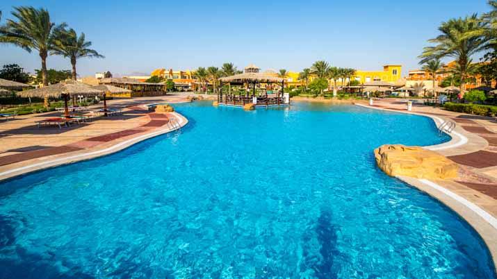 Cheap Holidays To Caribbean World Resort Hurghada Egypt