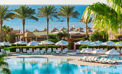 Baron Resort, Sharm el Sheikh, Egypt