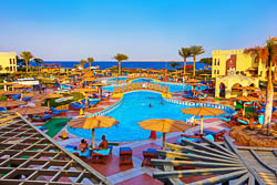 Charmillion Club Resort, Sharm el Sheikh, Egypt