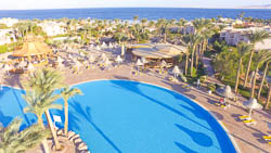 Parrotel Beach Resort, Sharm el Sheikh, Egypt