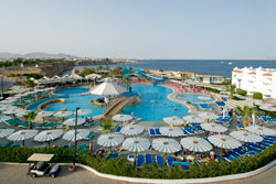 Dreams Beach Resort, Sharm el Sheikh