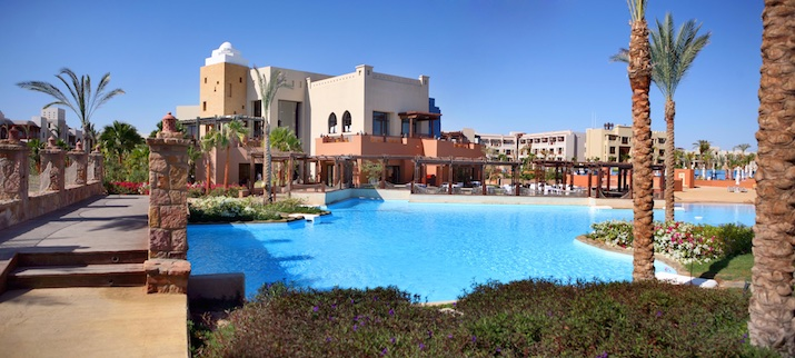 Siva Port Ghalib Resort, Marsa Alam, Egypt