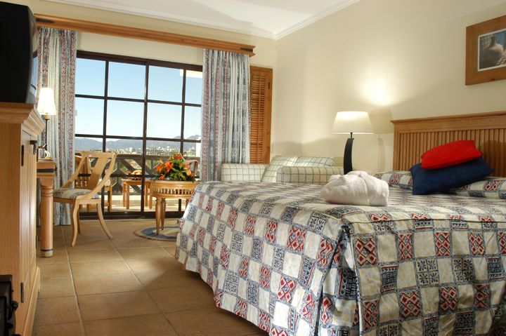 Sharm Plaza - bedroom (junior suite)