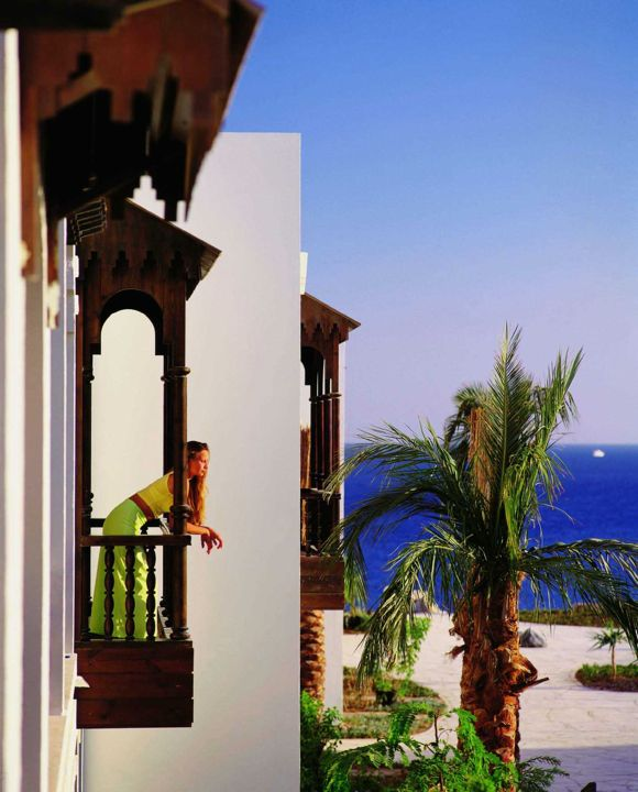 Sharm Plaza - balcony