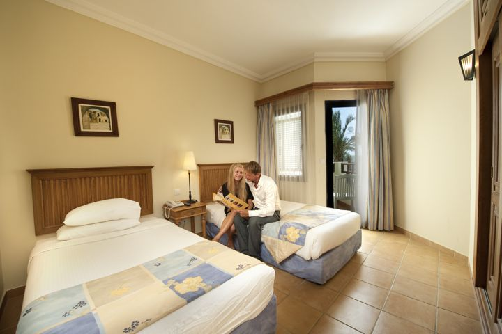 Sharm Resort - standard room