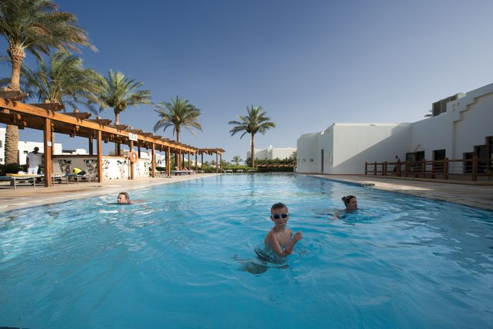 Sharm Resort - swimming pool