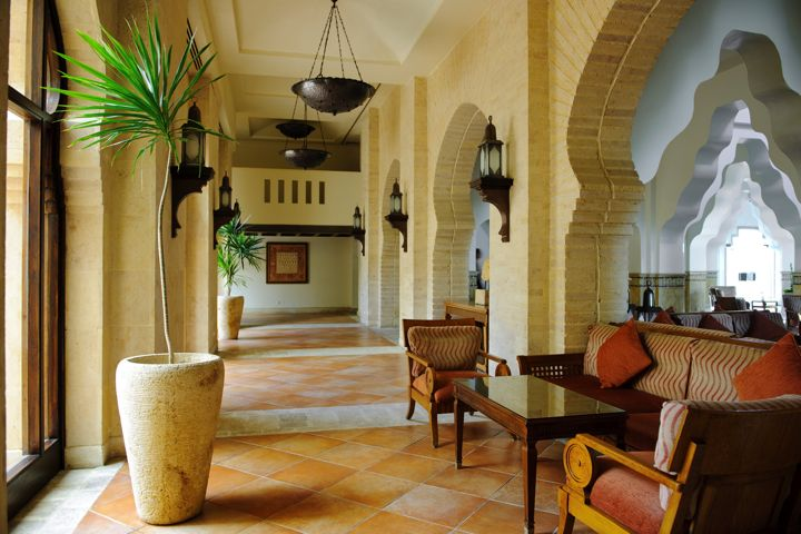 Sharm Resort - lobby