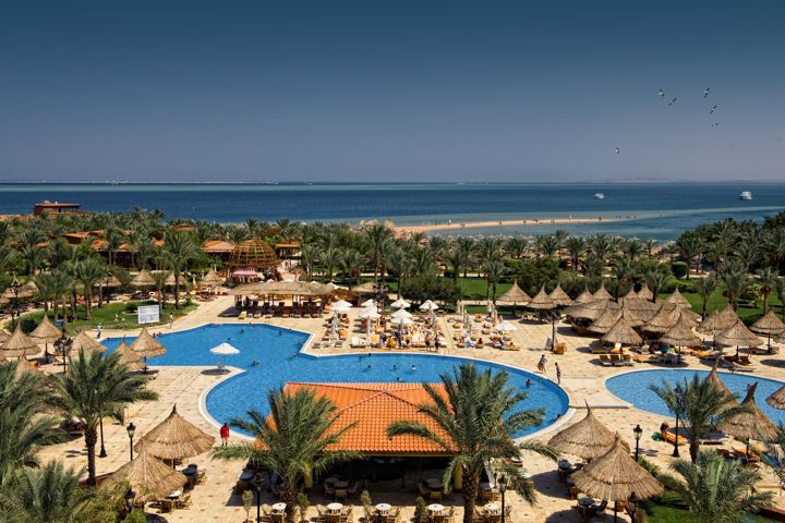Siva Grand Beach Hotel-Hurghada