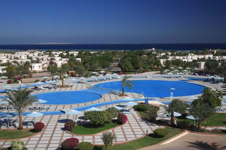 Sonesta Pharoah Beach Hotel, Hurghada - grounds