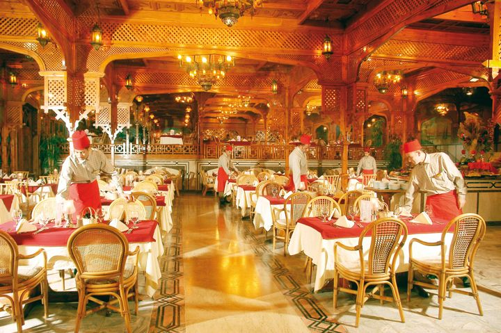 The Grand Hotel, Hurghada - restaurant