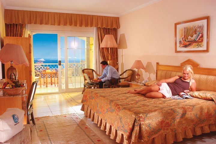 The Grand Hotel, Hurghada - superior room
