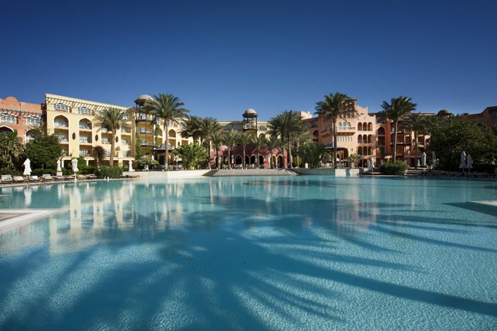 The Grand Resort, Hurghad...-Hurghada