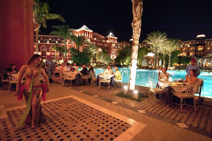 Cheap Holidays To The Grand Resort Hurghada Hurghada Egypt - Map of egypt holiday resorts