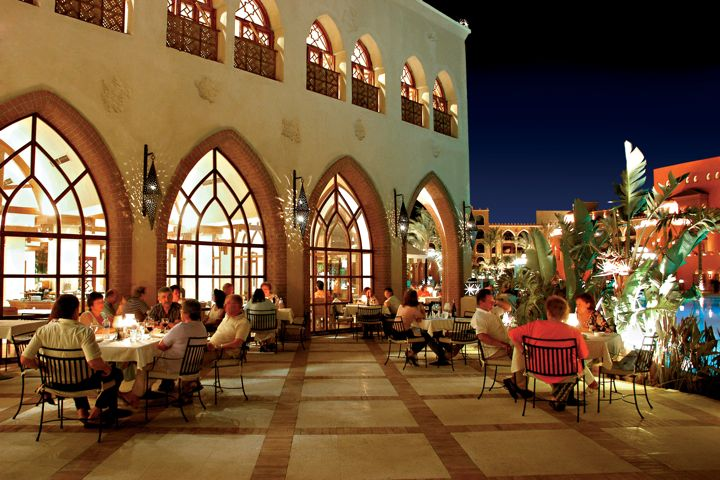 The Makadi Palace Hotel - restaurant