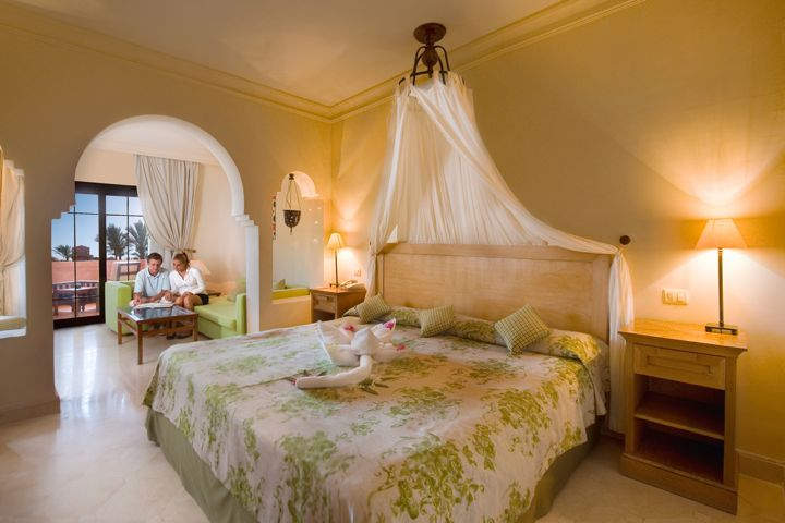 The Makadi Palace Hotel - junior suite