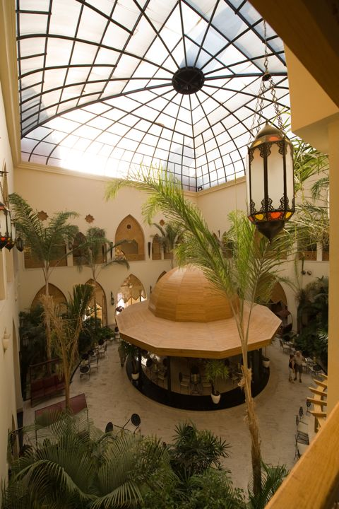 The Makadi Palace Hotel - lobby
