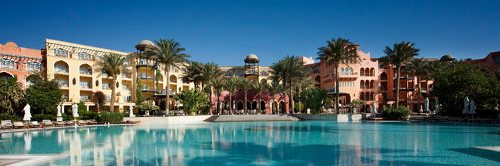 Cheap Holidays To The Grand Resort Hurghada Hurghada