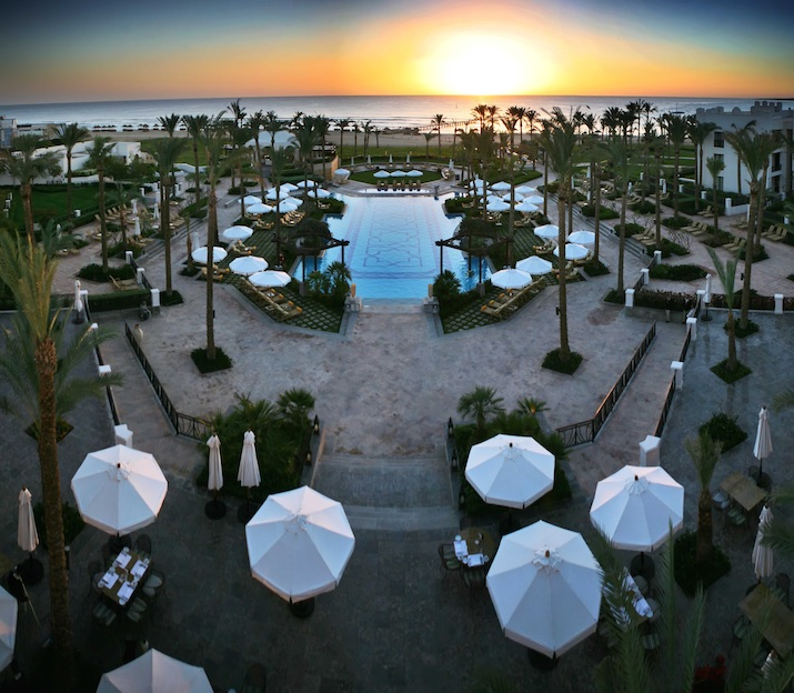 Palace Port Ghalib Resort