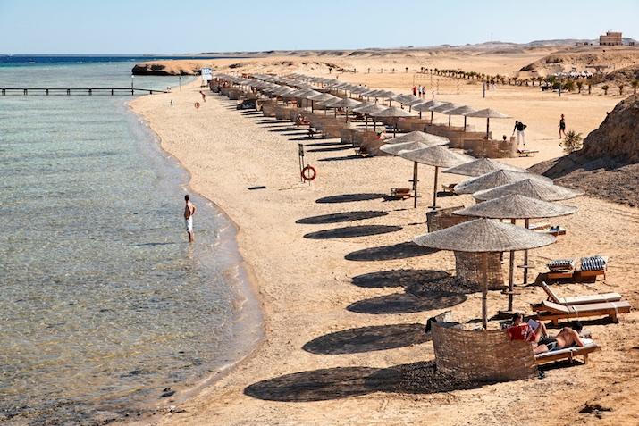 Fayrouz Plaza Beach