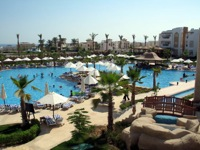 Tiran Island Hotel - swimming pool